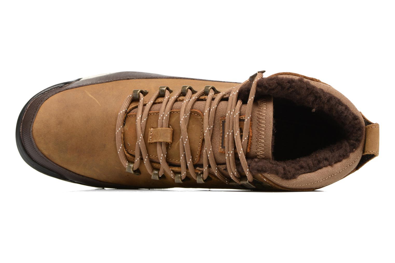 Chaussures à lacets Element Donnelly Marron vue gauche