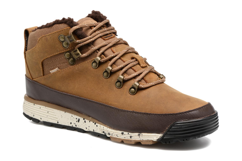 Chaussures à lacets Element Donnelly Marron vue détail/paire