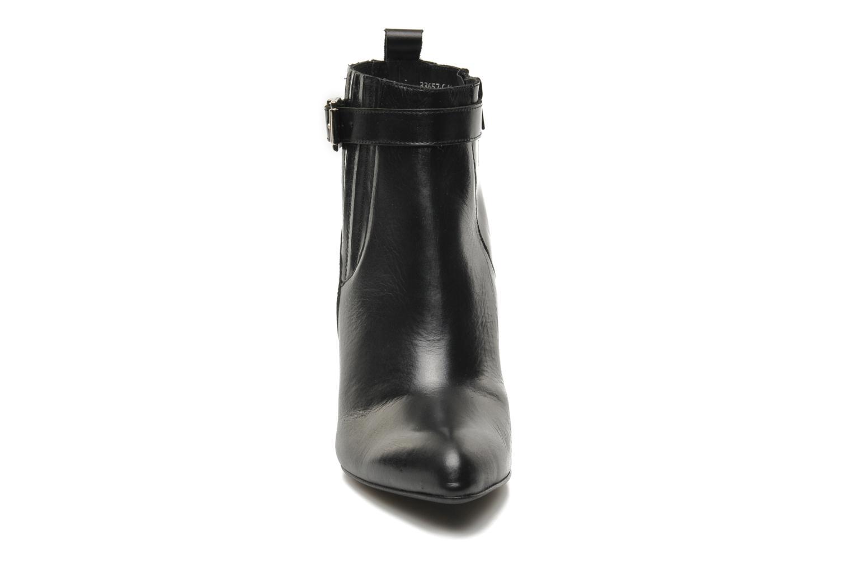 Bottines et boots Bronx Leelou Noir vue portées chaussures