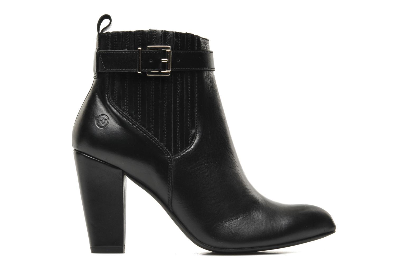Bottines et boots Bronx Leelou Noir vue derrière