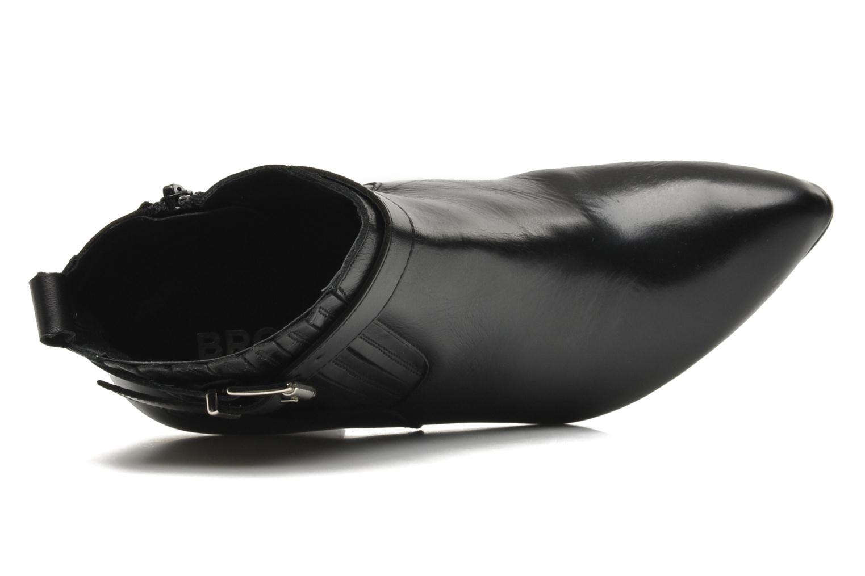 Boots en enkellaarsjes Bronx Leelou Zwart links