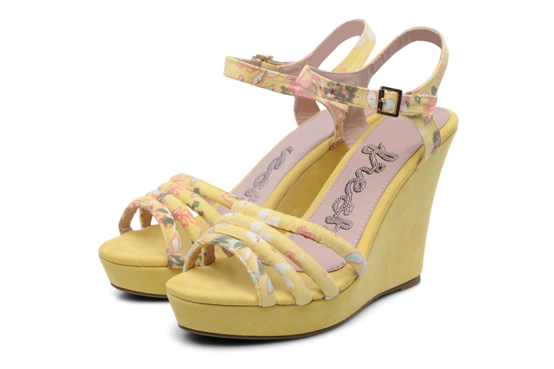 Sandalen Refresh Renda gelb 3 von 4 ansichten