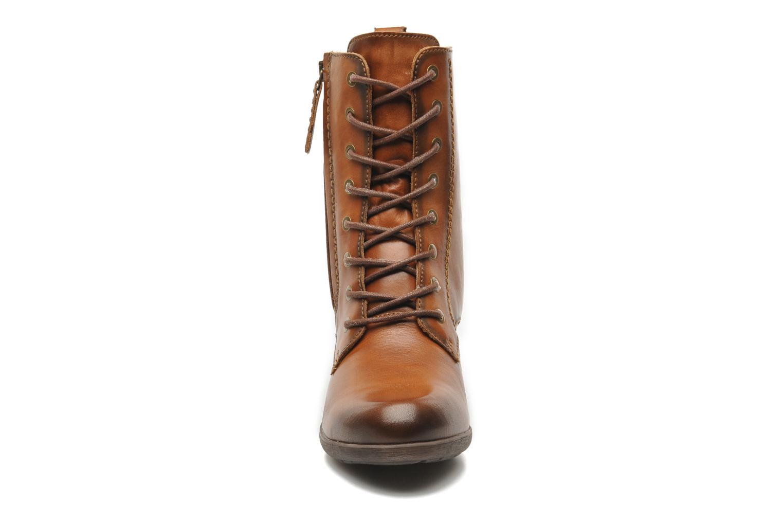 Boots en enkellaarsjes Pikolinos ROTTERDAM 902-7936 Bruin model