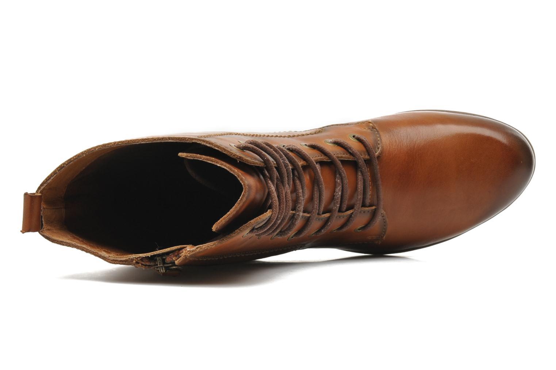 Boots en enkellaarsjes Pikolinos ROTTERDAM 902-7936 Bruin links