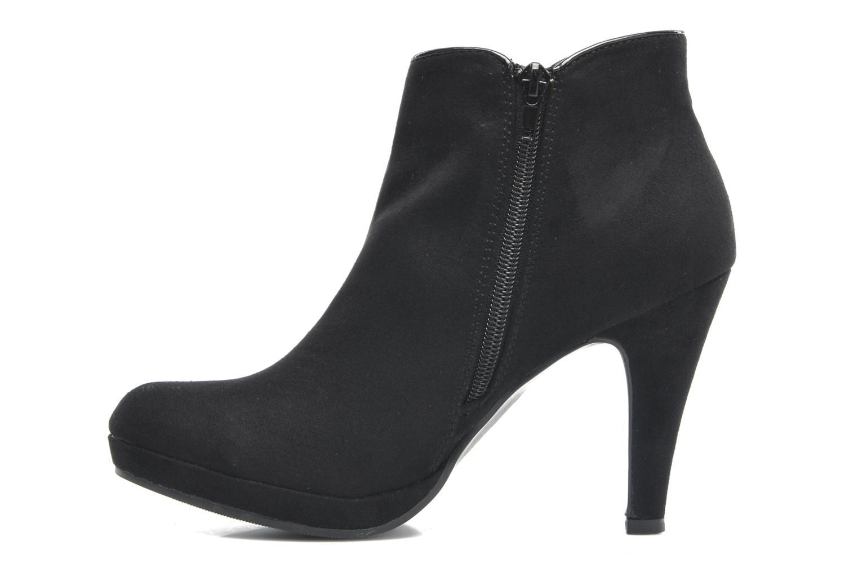 Boots en enkellaarsjes I Love Shoes Imata Zwart voorkant