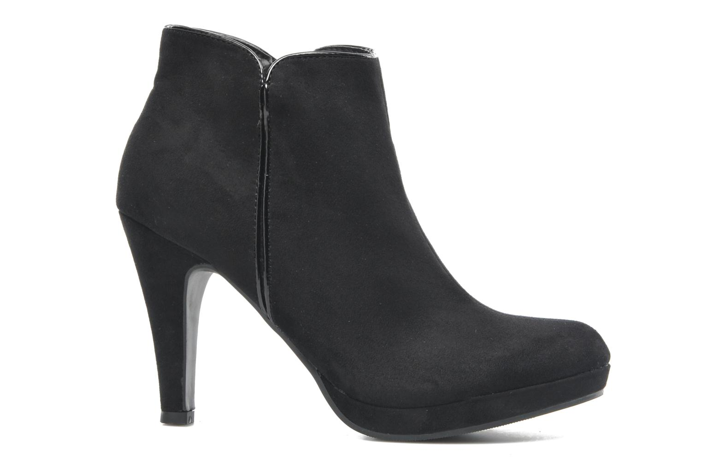 Boots en enkellaarsjes I Love Shoes Imata Zwart achterkant