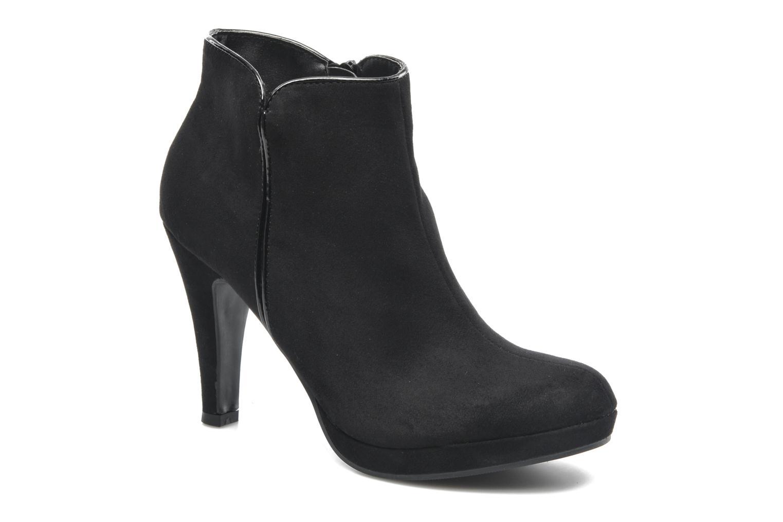 Boots en enkellaarsjes I Love Shoes Imata Zwart detail