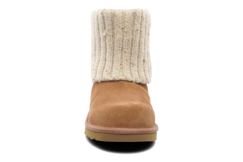 Boots en enkellaarsjes UGG Shea K Beige model