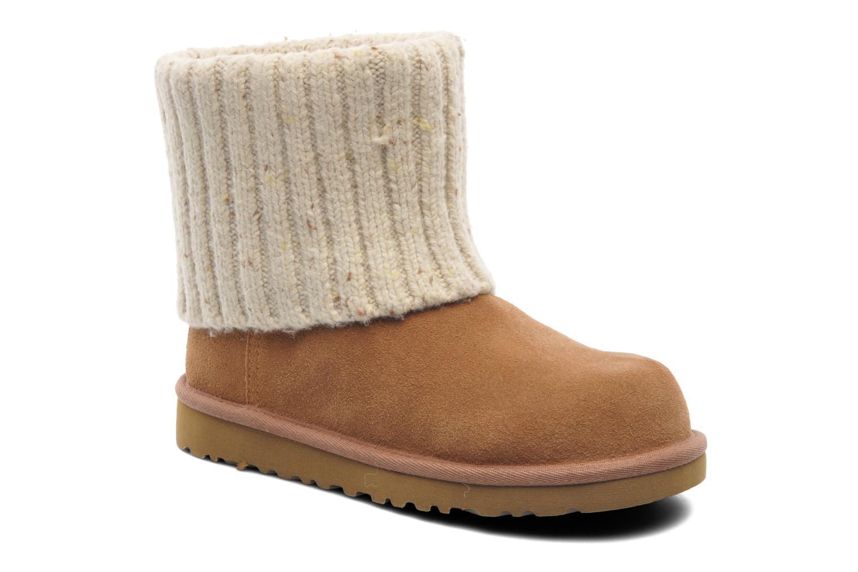 Boots en enkellaarsjes UGG Shea K Beige detail