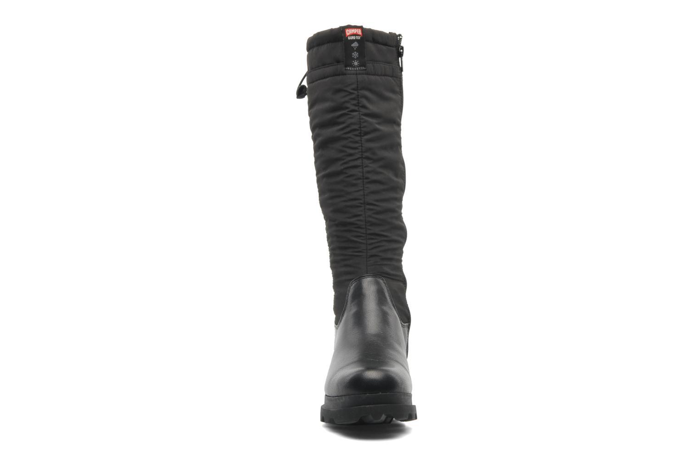 Bottes Camper Hot 1980 46772 GTX Noir vue portées chaussures