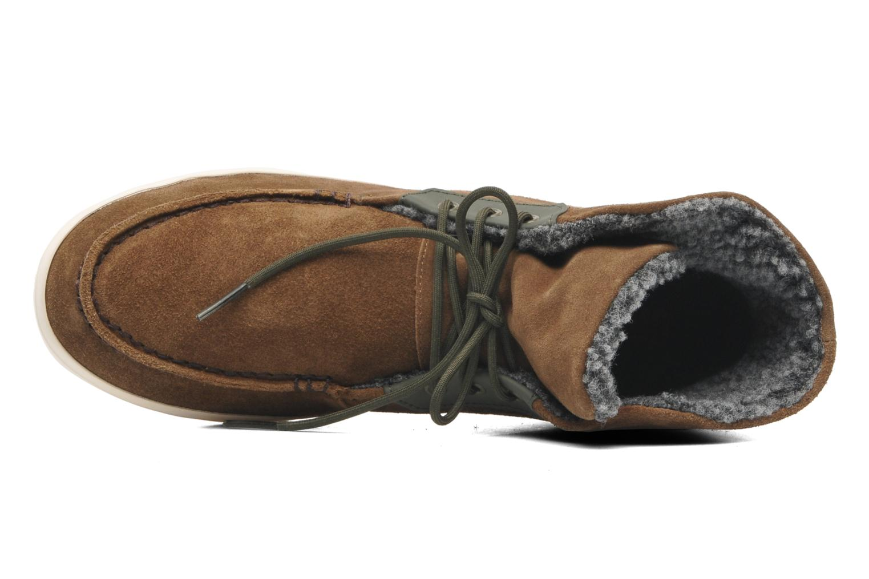 Bottines et boots Camper Motel W 46806 Marron vue gauche