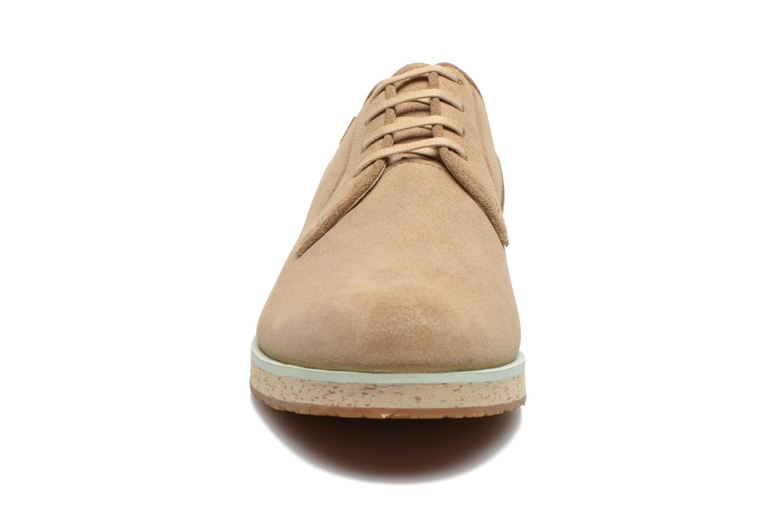 Lace-up shoes Camper Magnus 18897 Beige model view