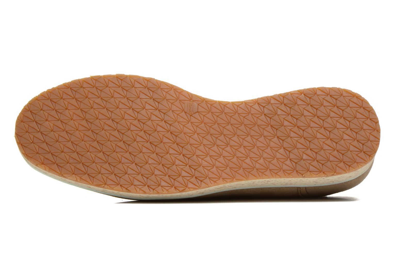 Chaussures à lacets Camper Magnus 18897 Beige vue haut