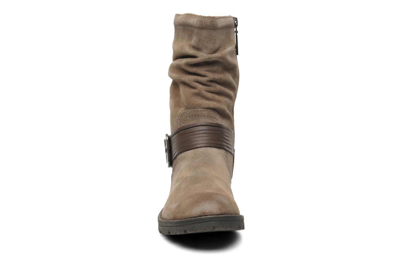 Boots en enkellaarsjes S.Oliver Gaelys Bruin model