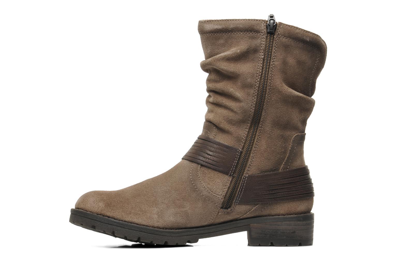 Boots en enkellaarsjes S.Oliver Gaelys Bruin voorkant