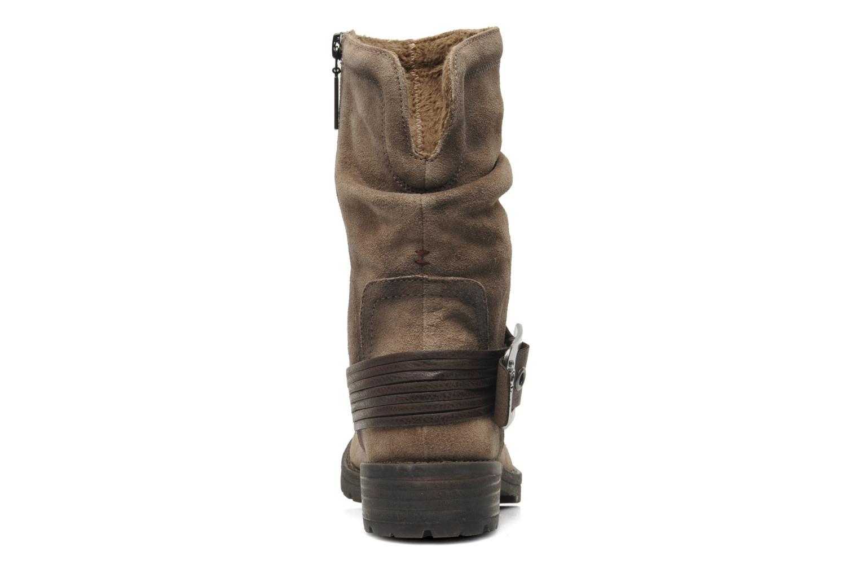 Boots en enkellaarsjes S.Oliver Gaelys Bruin rechts