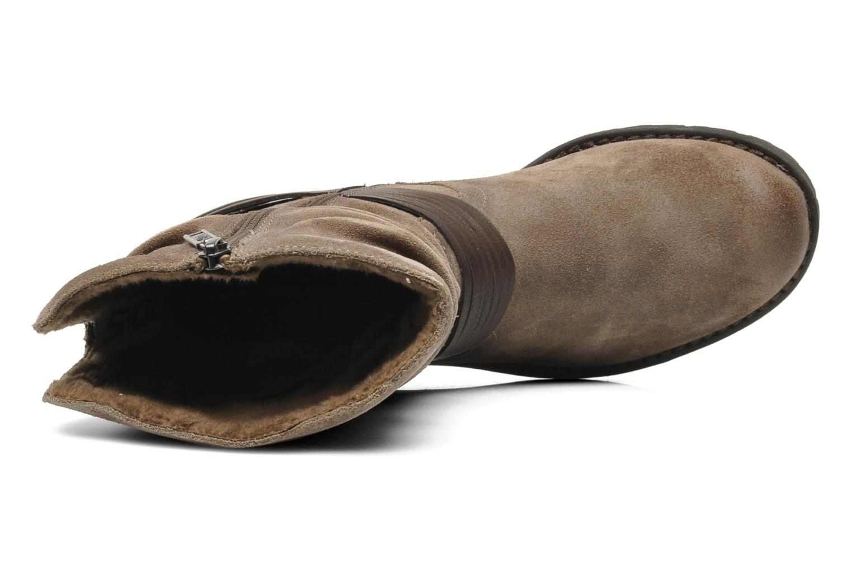 Boots en enkellaarsjes S.Oliver Gaelys Bruin links