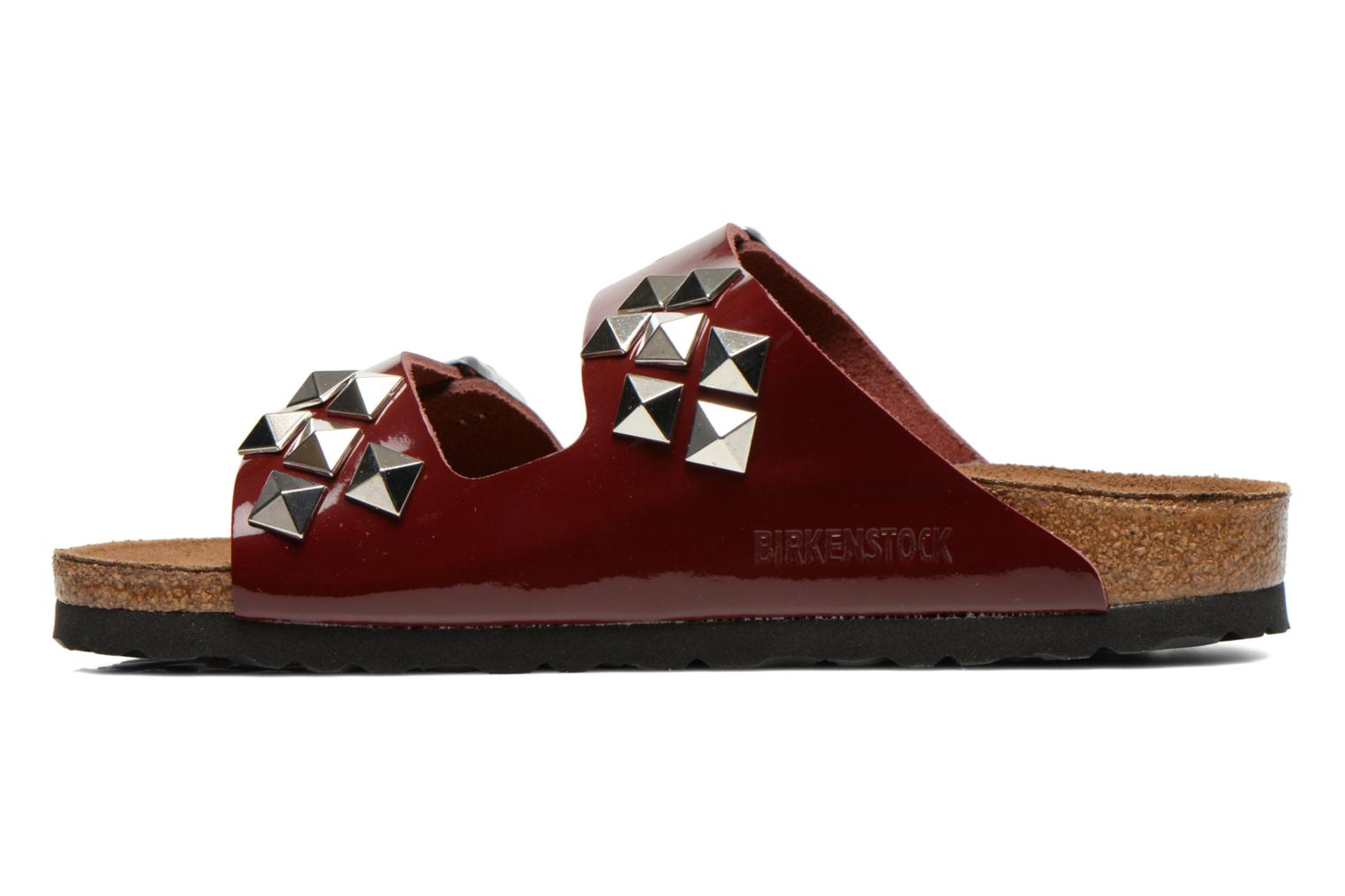 Arizona Cuir W Bordeaux Pyramid