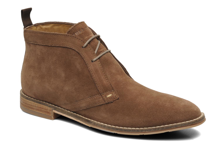 Chaussures à lacets Hush Puppies Style Chukka Marron vue détail/paire