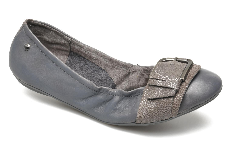 Finnley Chaste Grey leather