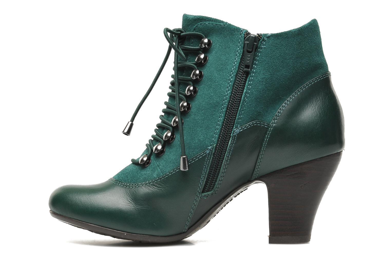 Bottines et boots Hush Puppies Erika Lonna Vert vue face