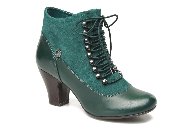 Bottines et boots Hush Puppies Erika Lonna Vert vue détail/paire