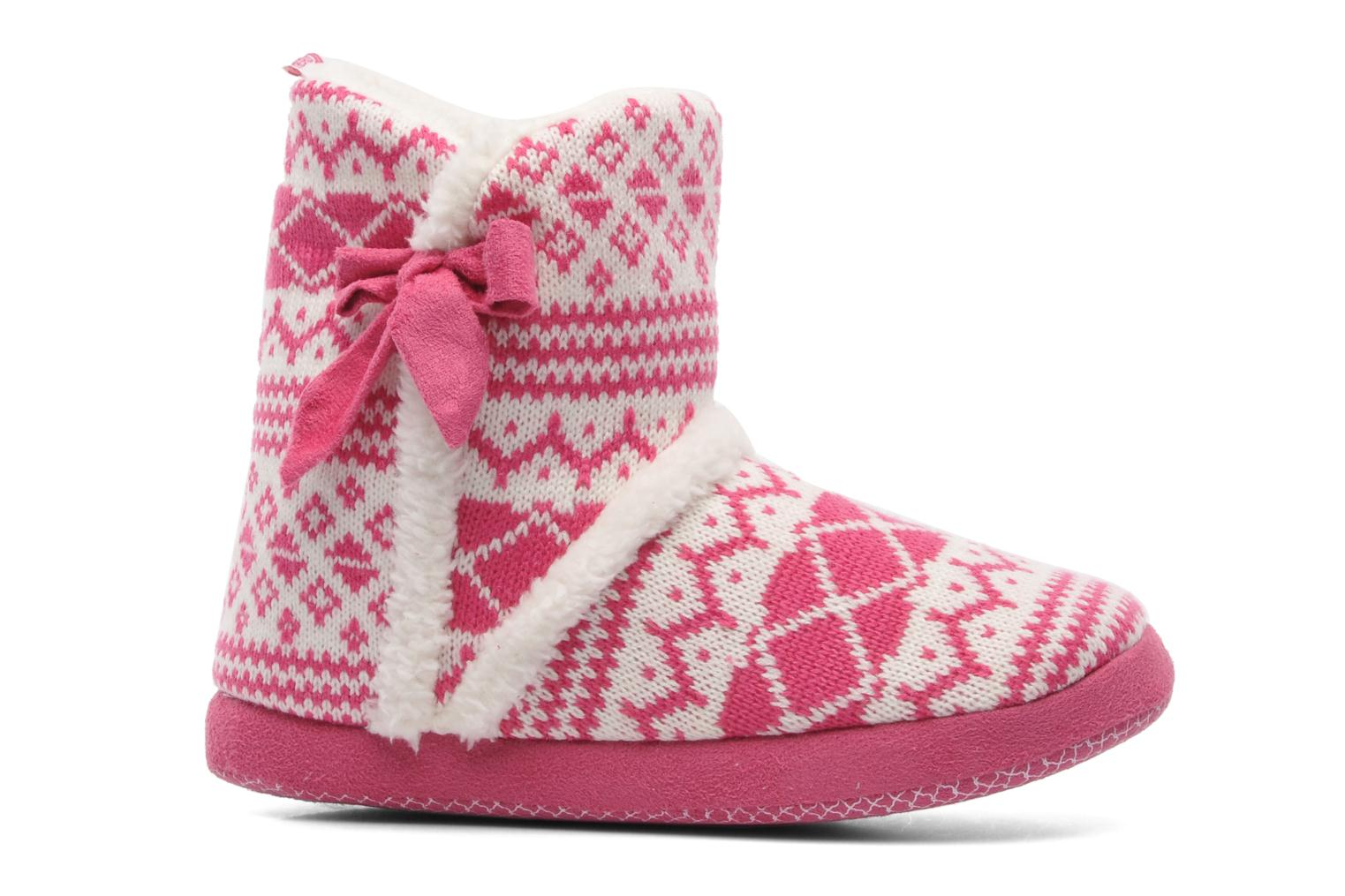 Pantoffels Trespass Happy Feet Roze achterkant