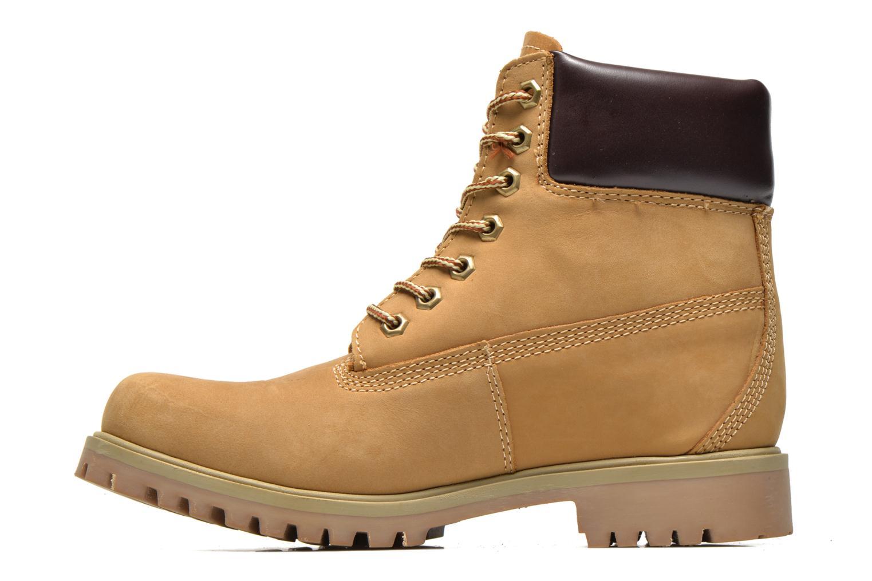 Stiefeletten & Boots Roadsign Road beige ansicht von vorne