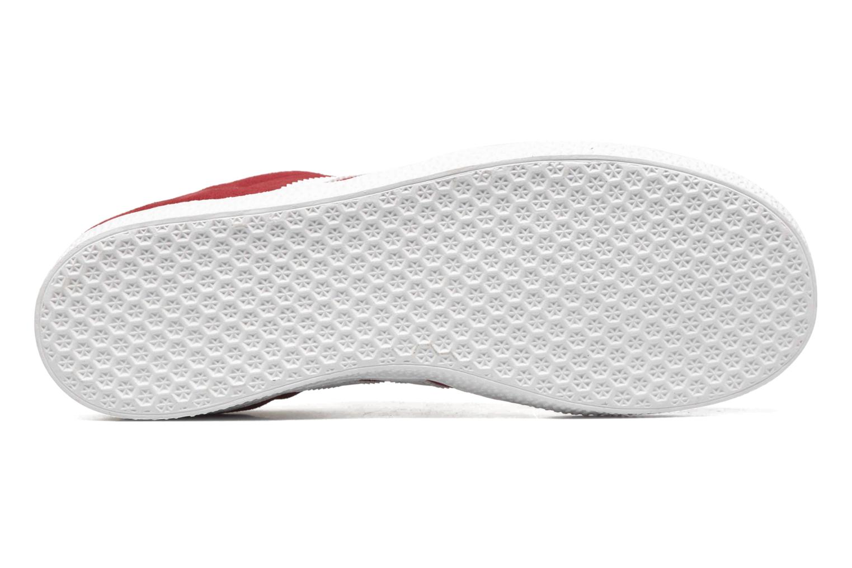 Sneakers Adidas Originals Gazelle 2 J Rood boven
