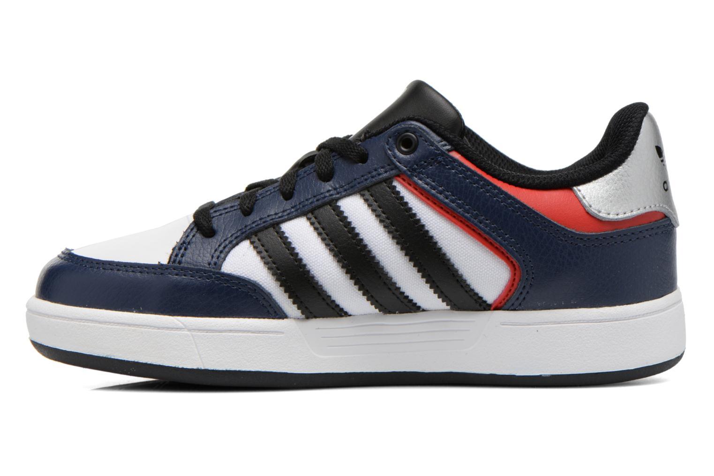 Sneakers Adidas Originals Varial J Blauw voorkant