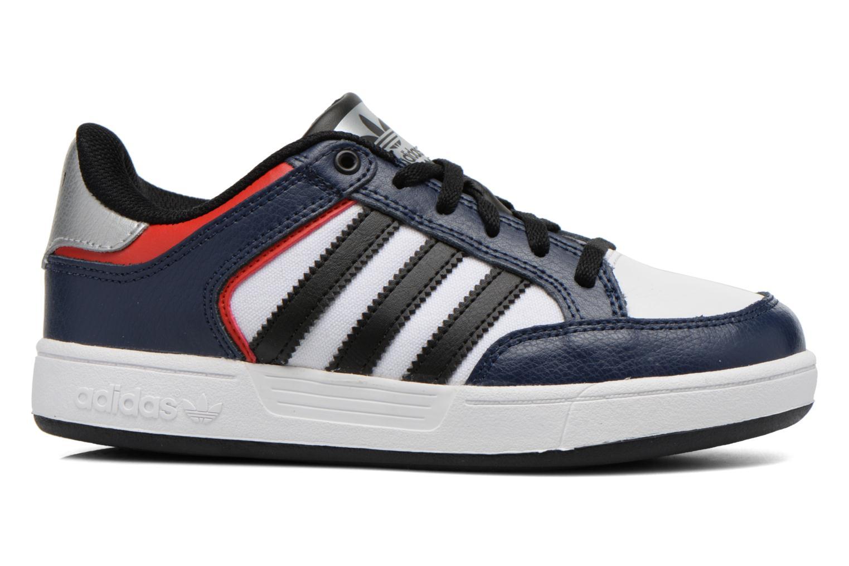 Baskets Adidas Originals Varial J Bleu vue derrière