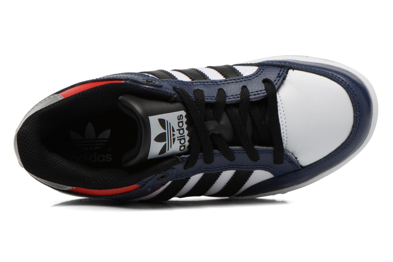 Baskets Adidas Originals Varial J Bleu vue gauche