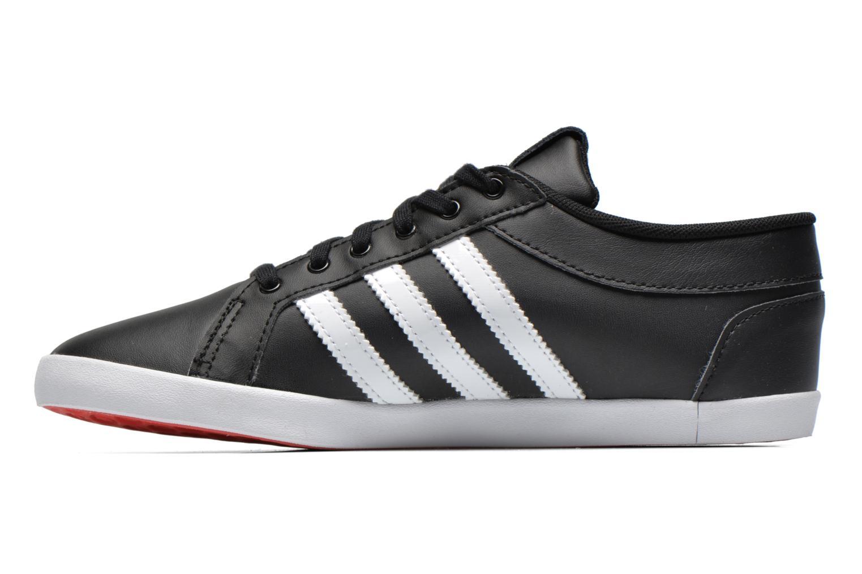 Baskets Adidas Originals Adria Ps 3S W Noir vue face