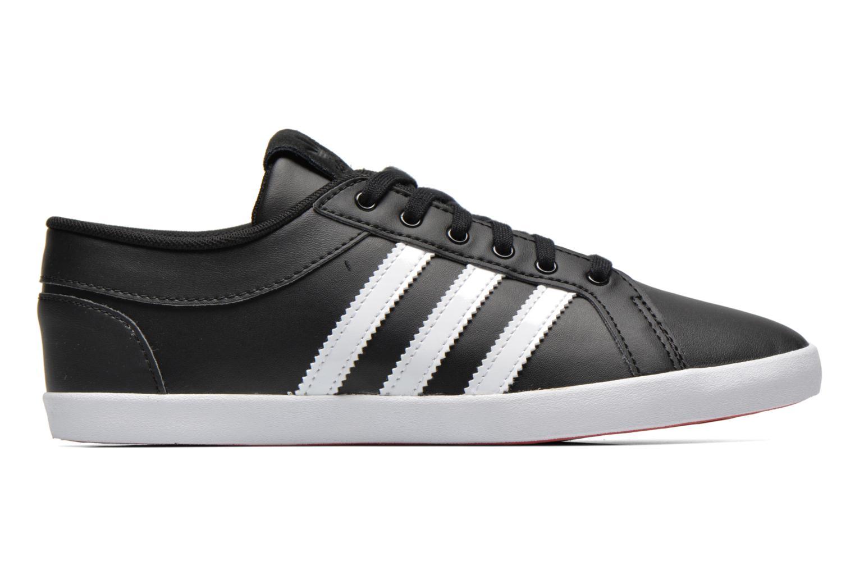 Baskets Adidas Originals Adria Ps 3S W Noir vue derrière