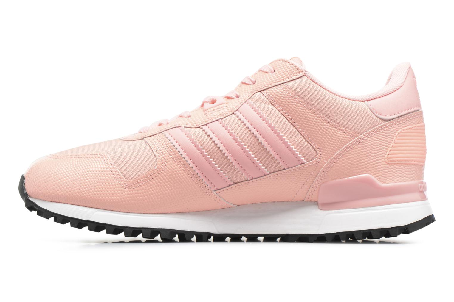 Baskets Adidas Originals Zx 700 W Rose vue face