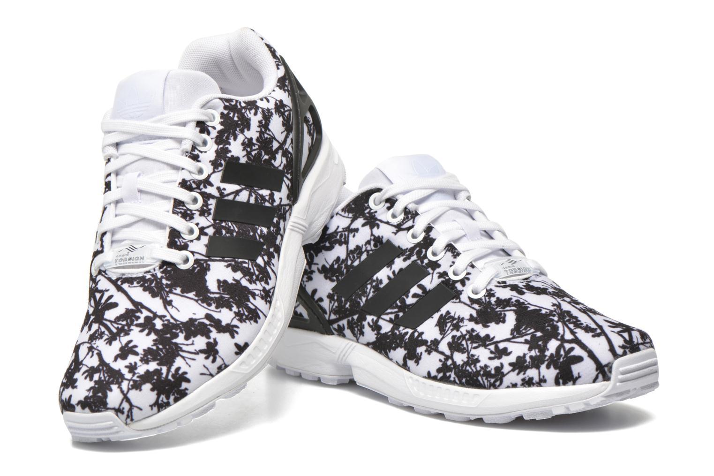 Sneakers Adidas Originals Zx Flux W Zwart 3/4'