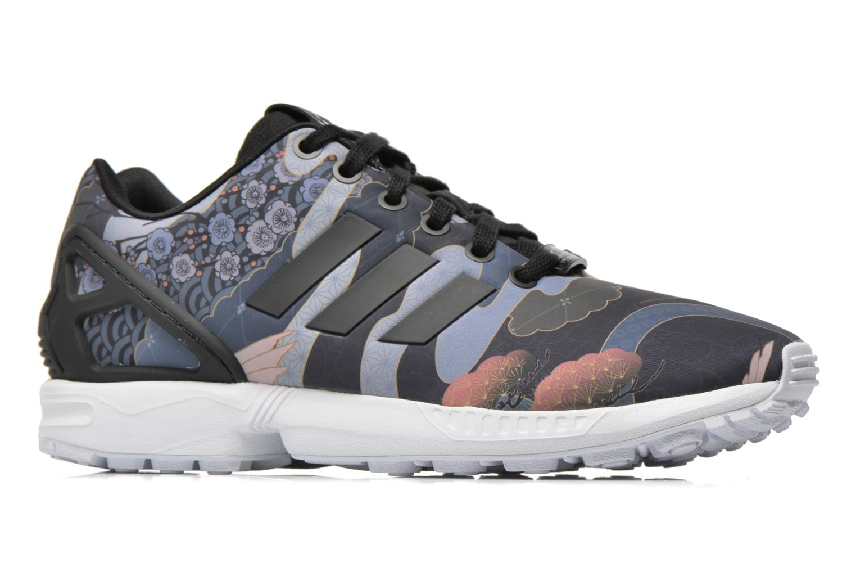Sneakers Adidas Originals Zx Flux W Multicolor achterkant