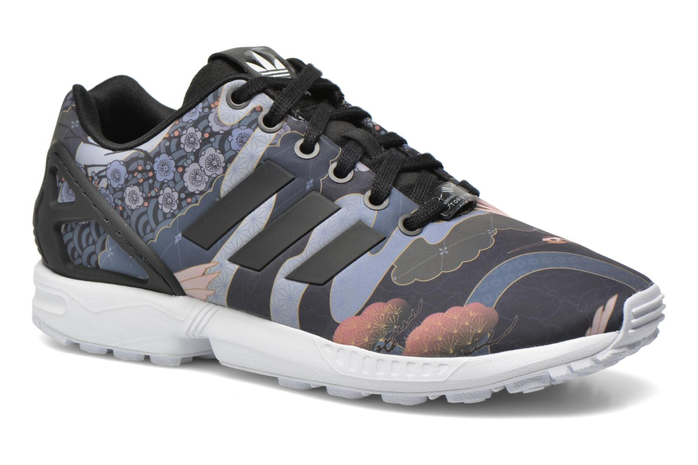 Sneakers Adidas Originals Zx Flux W Multicolor detail