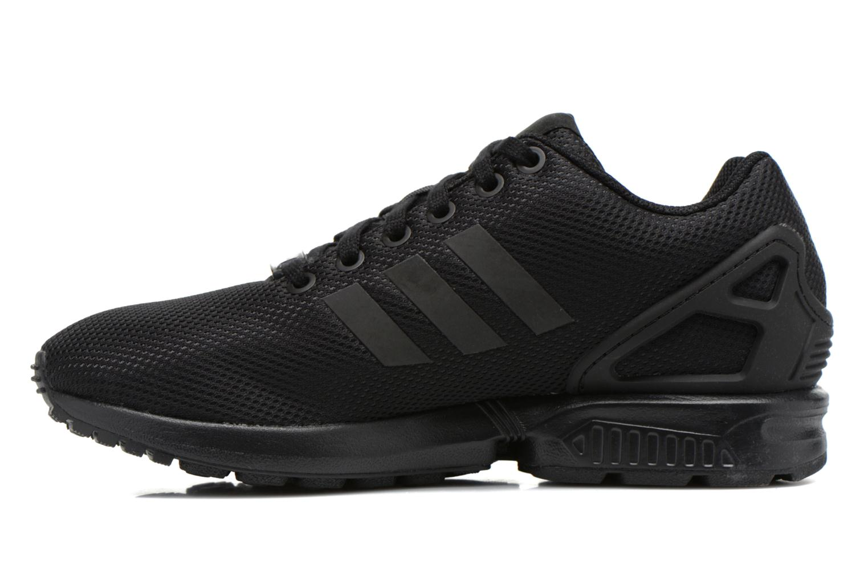Sneaker Adidas Originals Zx Flux W schwarz ansicht von vorne