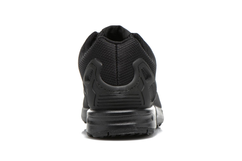 Sneaker Adidas Originals Zx Flux W schwarz ansicht von rechts