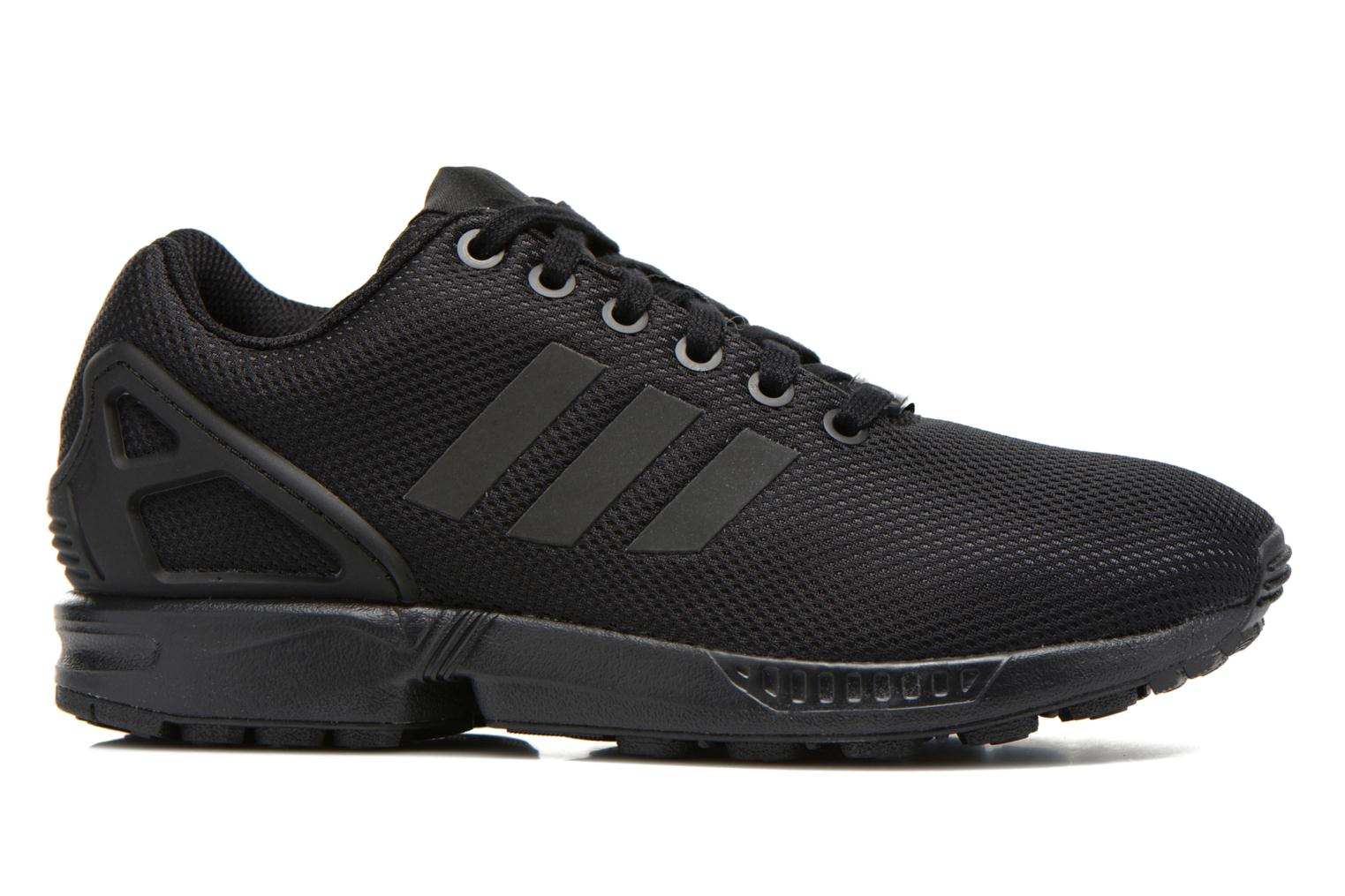 Black1-black1-white Adidas Originals Zx Flux W (Noir)