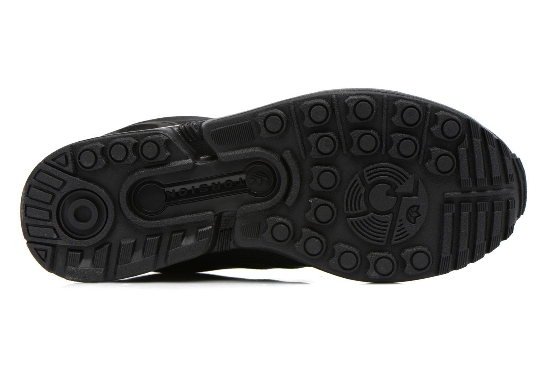 Sneaker Adidas Originals Zx Flux W schwarz ansicht von oben