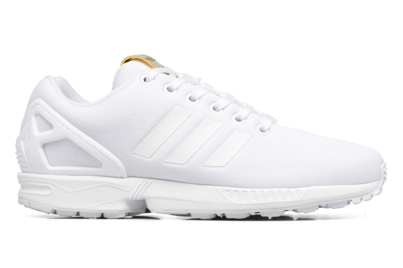 Deportivas Adidas Originals Zx Flux W Blanco vistra trasera