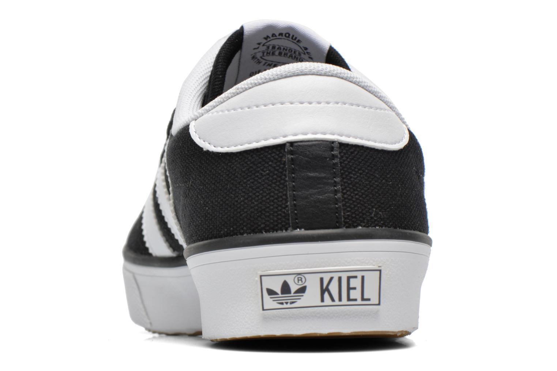 Baskets Adidas Originals Kiel Noir vue droite