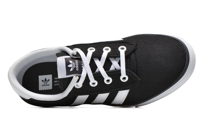 Sneakers Adidas Originals Kiel Zwart links