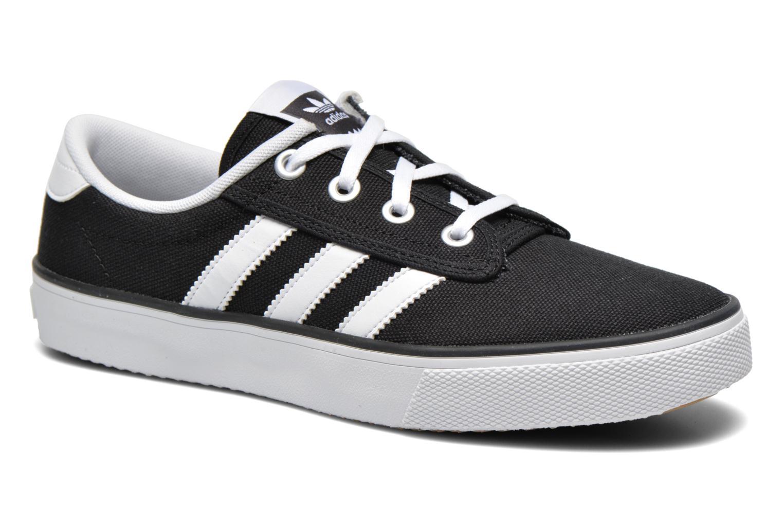 Sneakers Adidas Originals Kiel Zwart detail