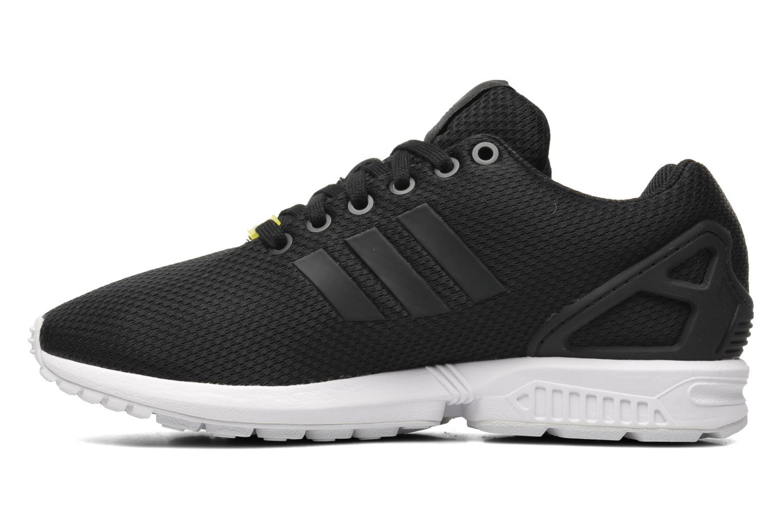 Sneakers Adidas Originals Zx Flux Zwart voorkant