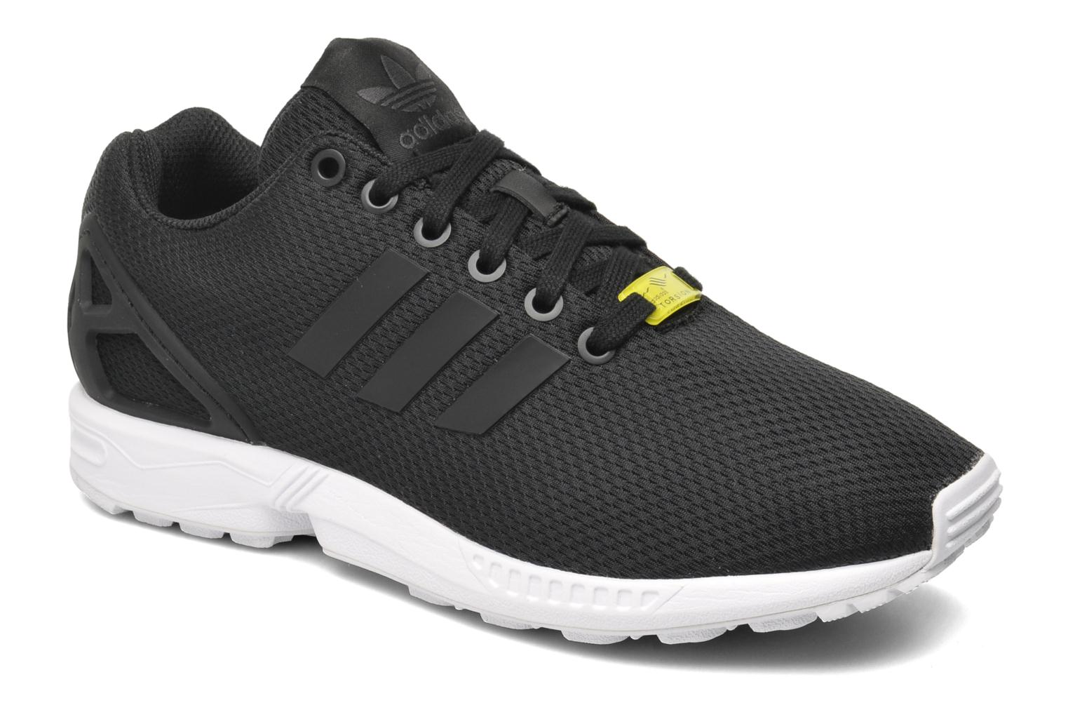 Zx Flux Black 1-Black 1-White