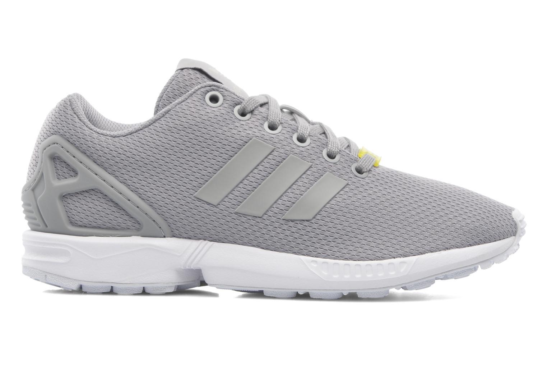 Sneaker Adidas Originals Zx Flux grau ansicht von hinten