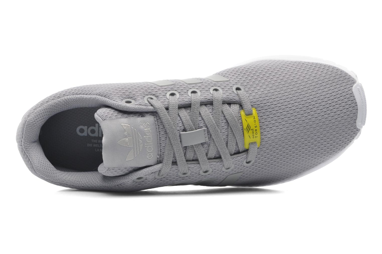 Sneaker Adidas Originals Zx Flux grau ansicht von links